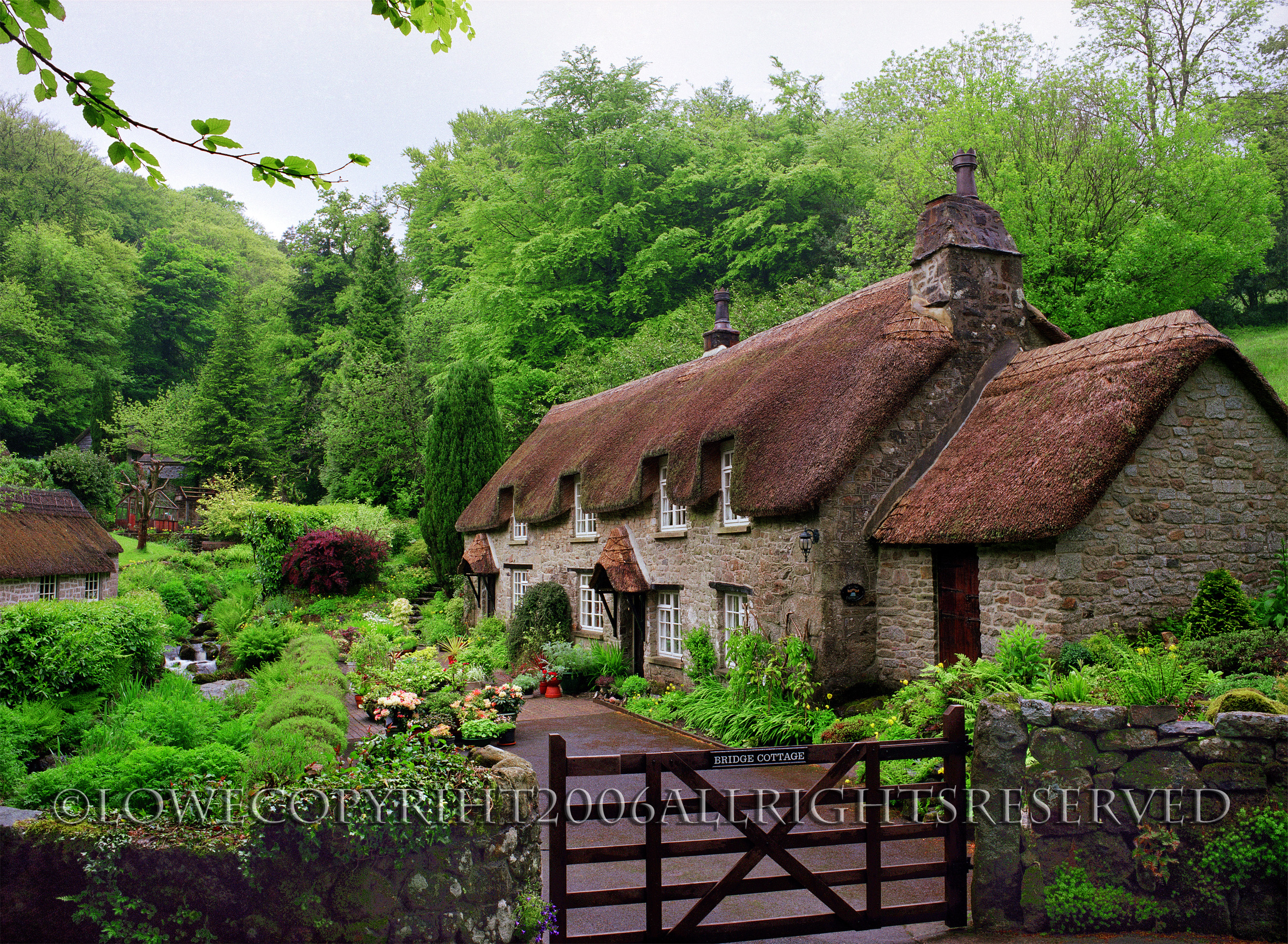 What Is A Cottage Of Cottages